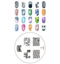 Nail Art stamping kit инструкция