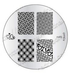 Fancy stamping kit от konad