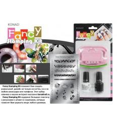 Konad fansy stamping kit купить