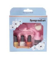 Nail Art sponge gradual стемпинг алиэкспресс