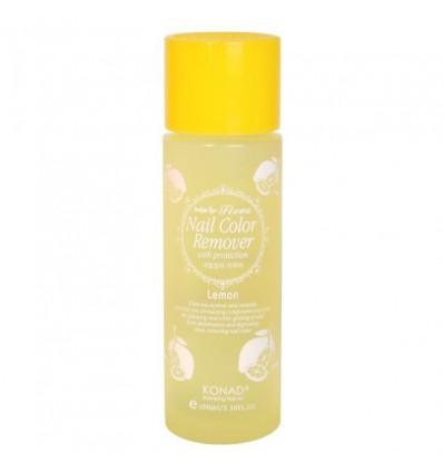Жидкость для снятия лака Konad - аромат лимона