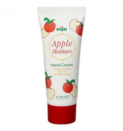 Крем для рук с ароматом яблока