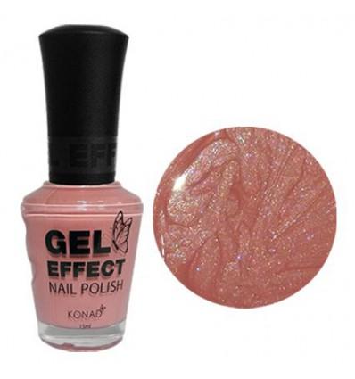 Лак с эффектом геля (Gel Effect Polish - Pink Pearl)