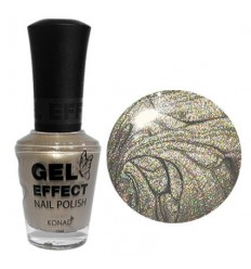 Лак с эффектом геля (Gel Effect Polish - Silver Pearl)