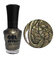 Лак с эффектом геля (Gel Effect Polish - Copper Pearl)