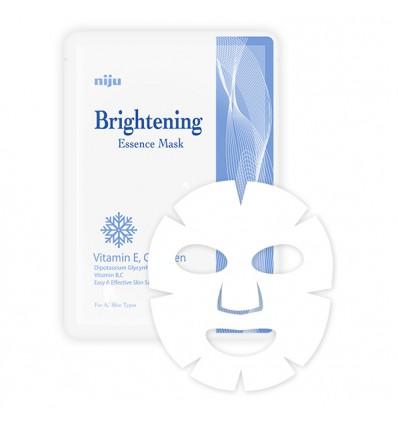 Осветляющая маска Brightening Essence Mask с тонизирующим эффектом