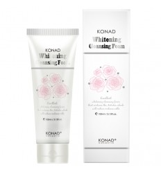 Осветляющая, очищающая пенка KONAD Whitening Cleansing Foam (100 мл)