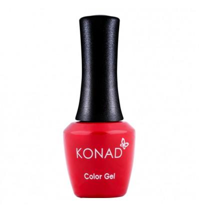 Гель лак KONAD Gel Nail - 08 Scarlet Red (красный) 10 мл