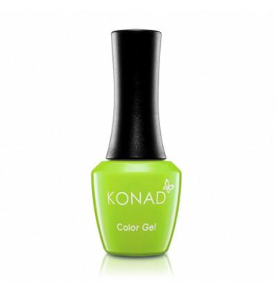 Гель лак KONAD Gel Nail - 18 Lime Punch (лаймовый) 10 мл