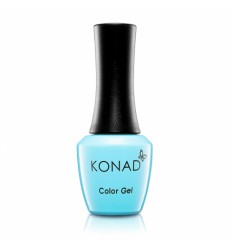 Гель лак KONAD Gel Nail - 21 Sky Blue (небесно-синий) 10 мл