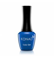 Гель лак KONAD Gel Nail -22 Imperial blue (насыщенный синий) 10 мл
