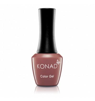 Гель лак KONAD Gel Nail - 25 Rose brown (коричневый) 10 мл