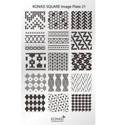 Konad fancy stamping kit