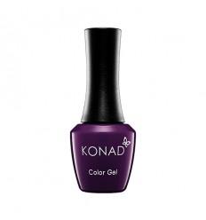 Гель лак KONAD Gel Nail - 37 Dark Purple (темно-фиолетовый) 10 мл