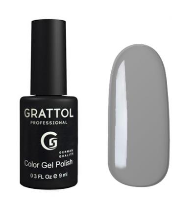 Гель лак Grattol Pastel Grey